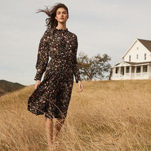 NEW 100% Silk Dress from ShopBop